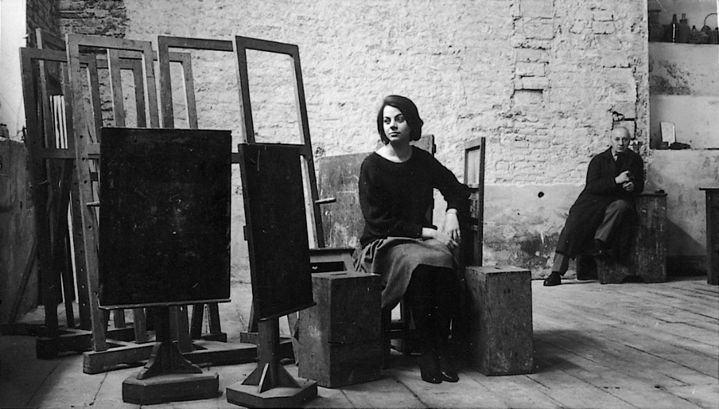Grazia varisco archivio quasi autobiografia artista for Belle arti milano brera